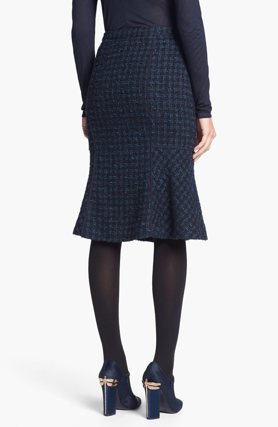 Alternate Image 2  - Tory Burch 'Sloane' Tweed Skirt