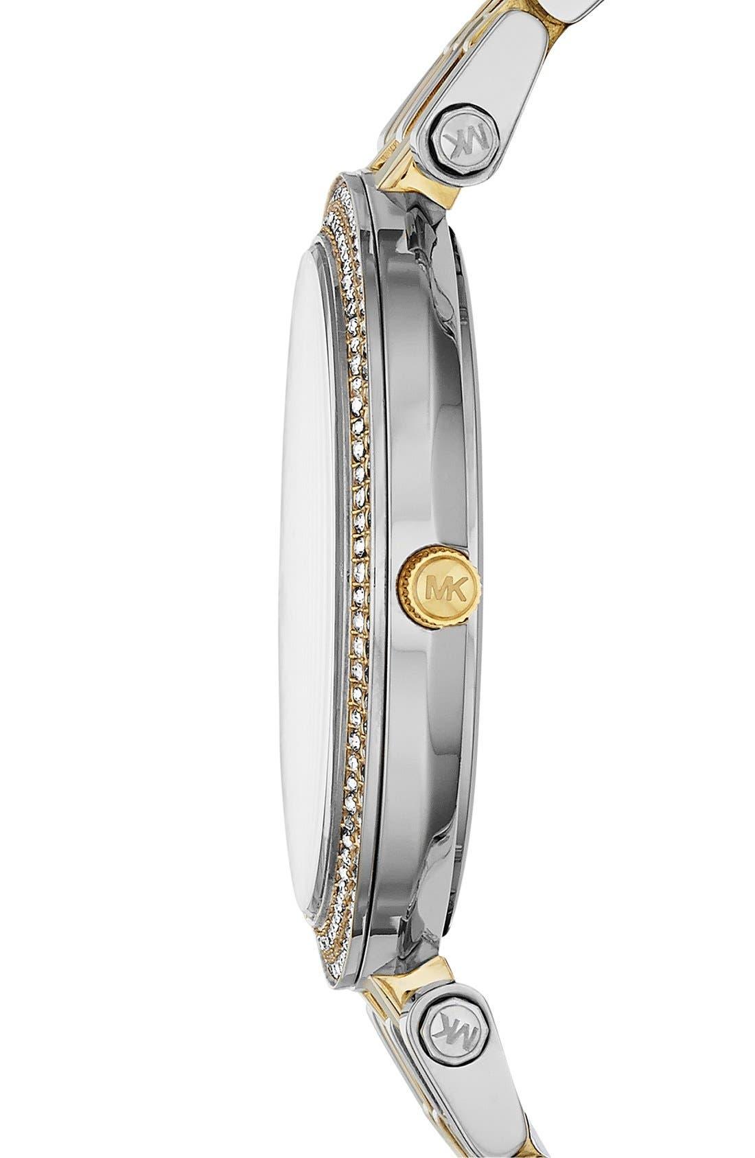 Alternate Image 3  - Michael Kors 'Darci' Round Bracelet Watch, 39mm