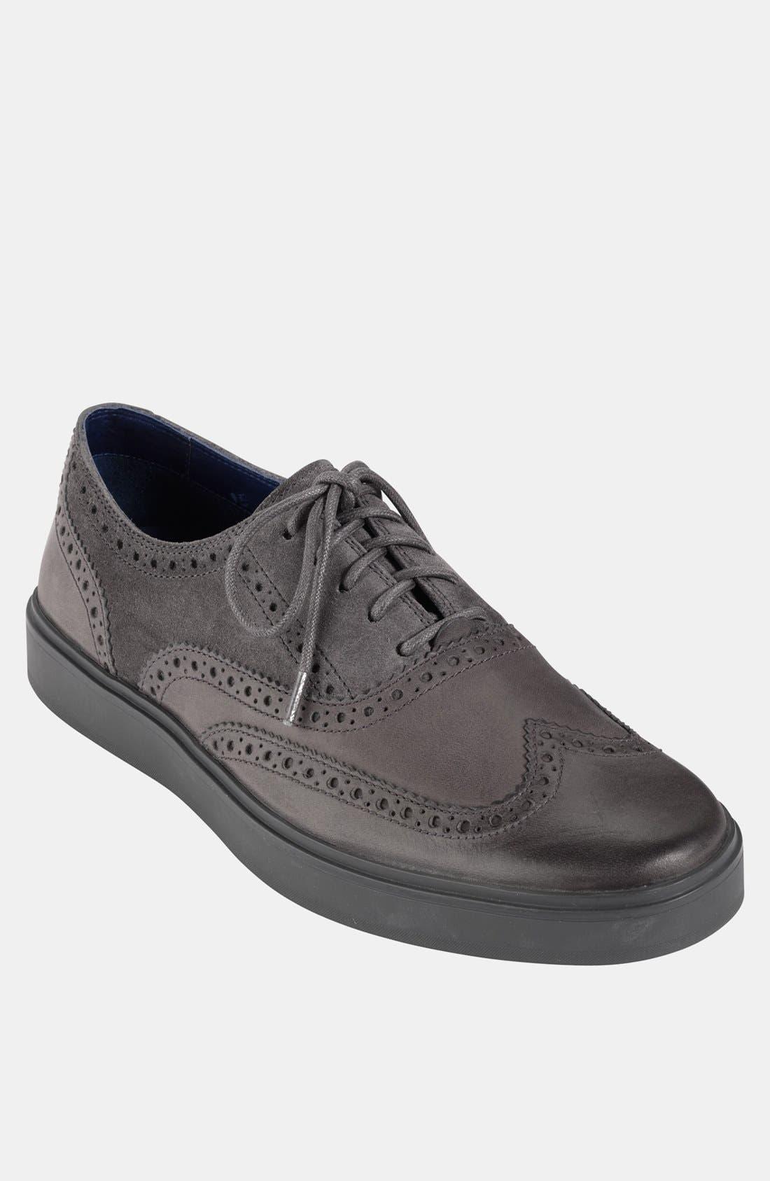 Alternate Image 1 Selected - Cole Haan 'Bergen' Wingtip Sneaker