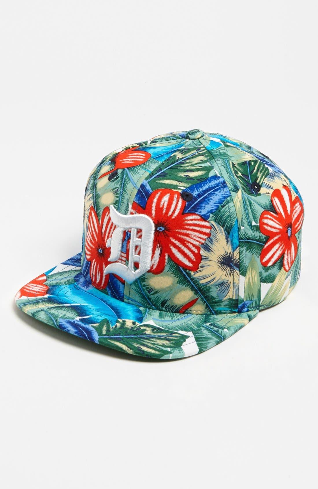 Main Image - American Needle 'Detroit Tigers - Kona' Baseball Cap