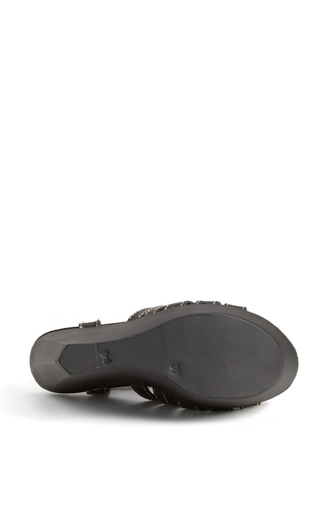 Alternate Image 4  - Sbicca 'Basalt' Wedge Sandal