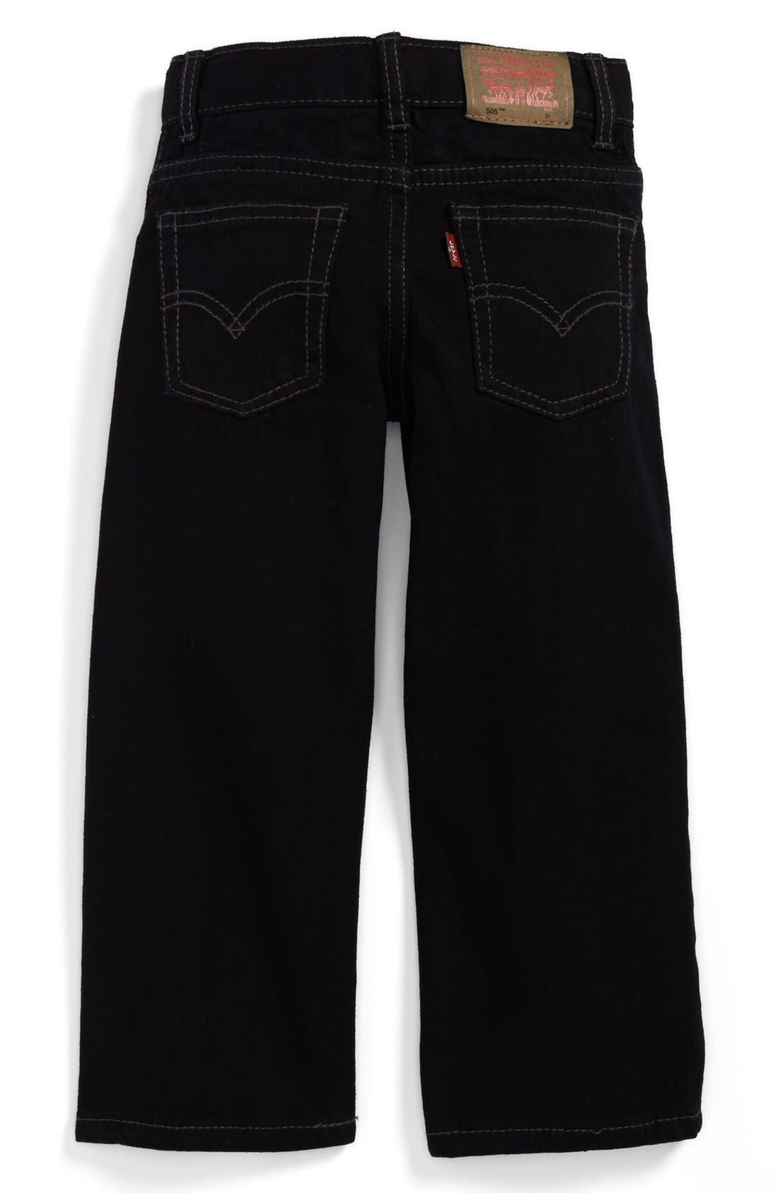 Alternate Image 1 Selected - Levi's® '549™' Relaxed Straight Leg Jeans (Toddler Boys)