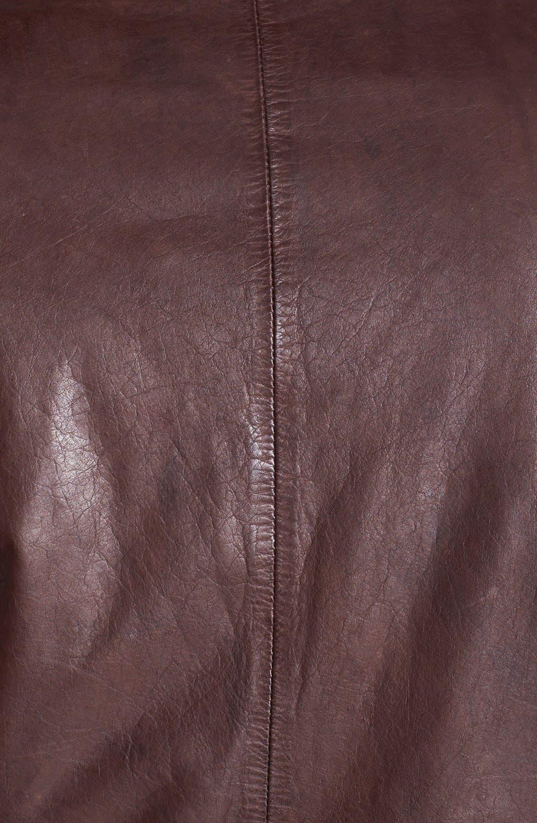 Alternate Image 3  - Andrew Marc 'Vandam' Leather Jacket