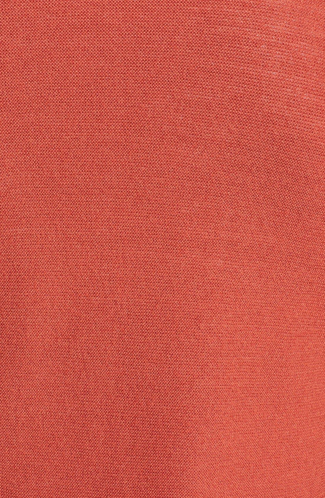Alternate Image 3  - Eileen Fisher Shaped Merino Wool Cardigan (Plus Size)