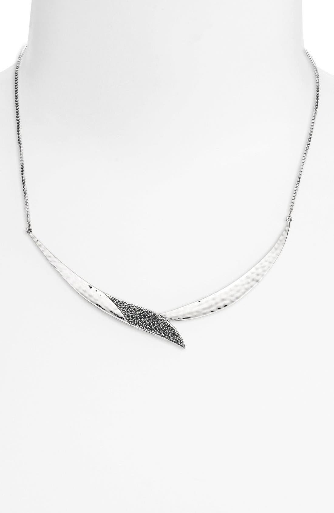 Alternate Image 1 Selected - Judith Jack 'Silver Rain' Collar Necklace (Nordstrom Exclusive)