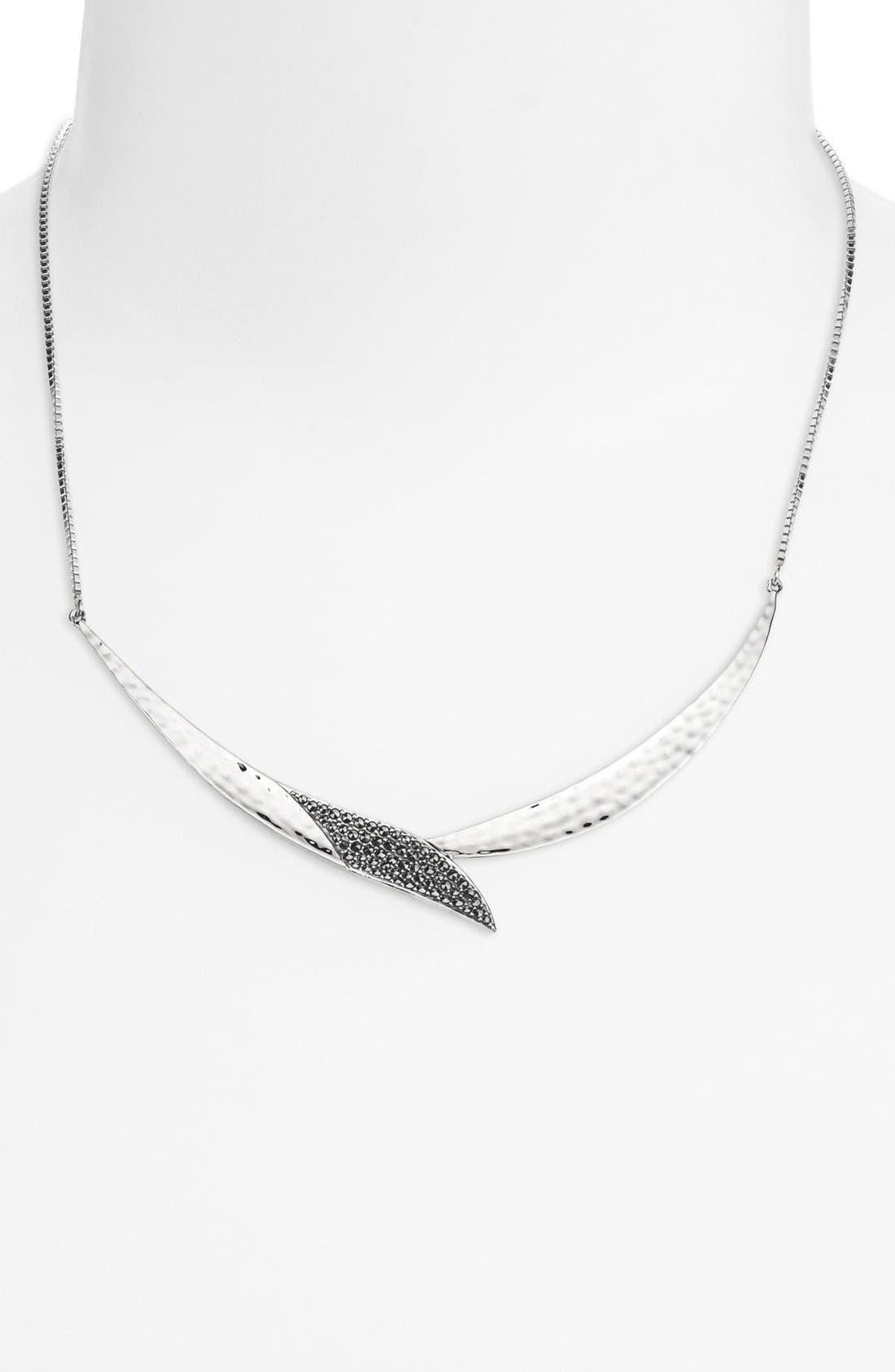 Main Image - Judith Jack 'Silver Rain' Collar Necklace (Nordstrom Exclusive)