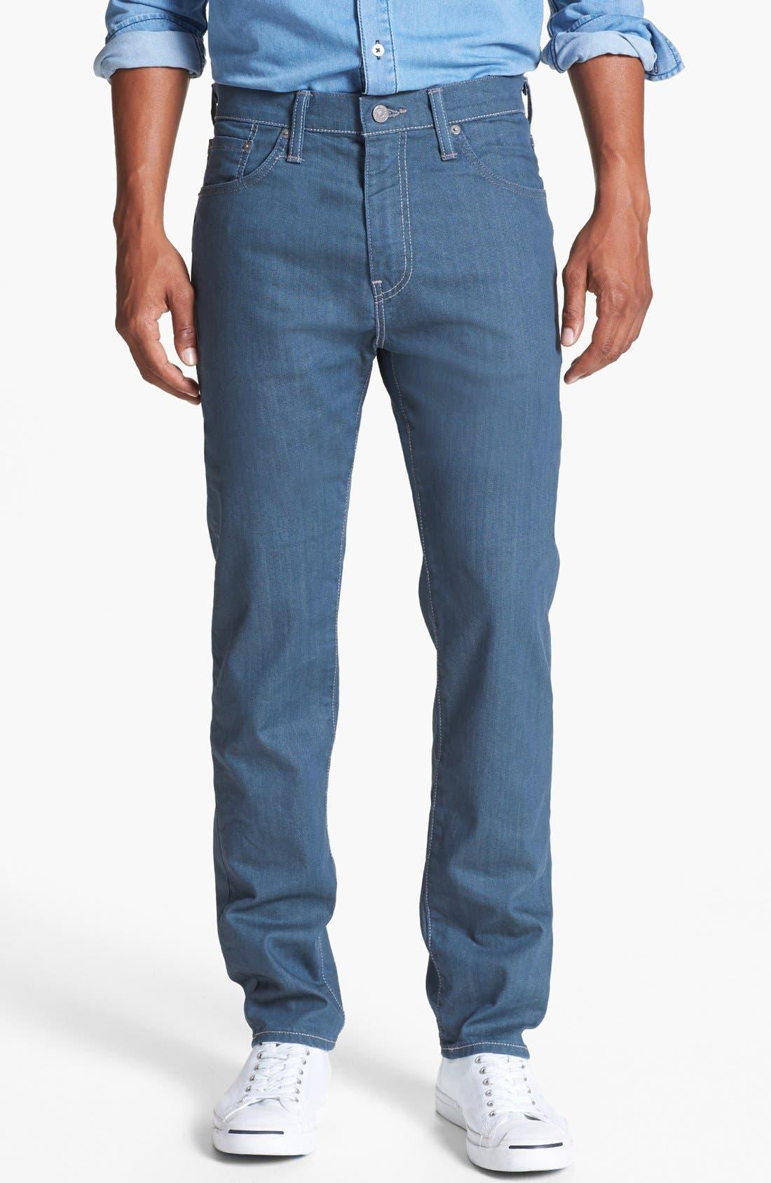 Alternate Image 2  - Levi's® '508™' Skinny Fit Jeans (Nebula)