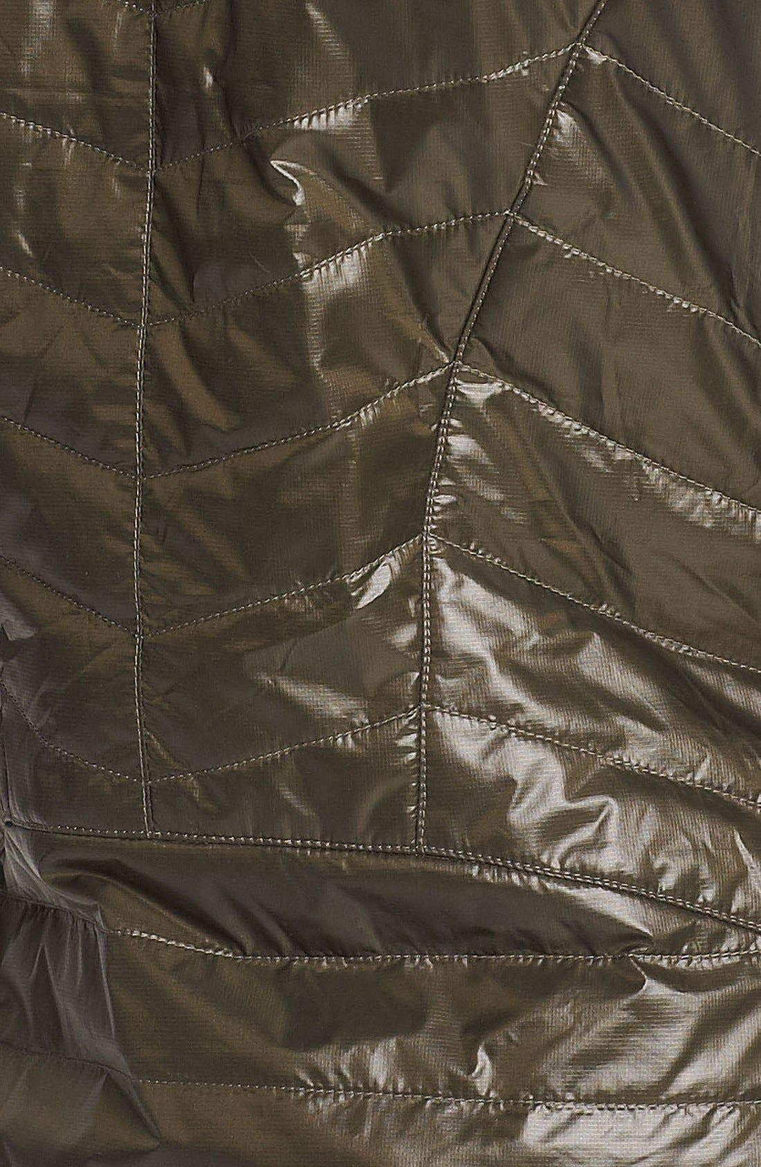 Alternate Image 4  - Zella 'Featherweight' Quilted Jacket