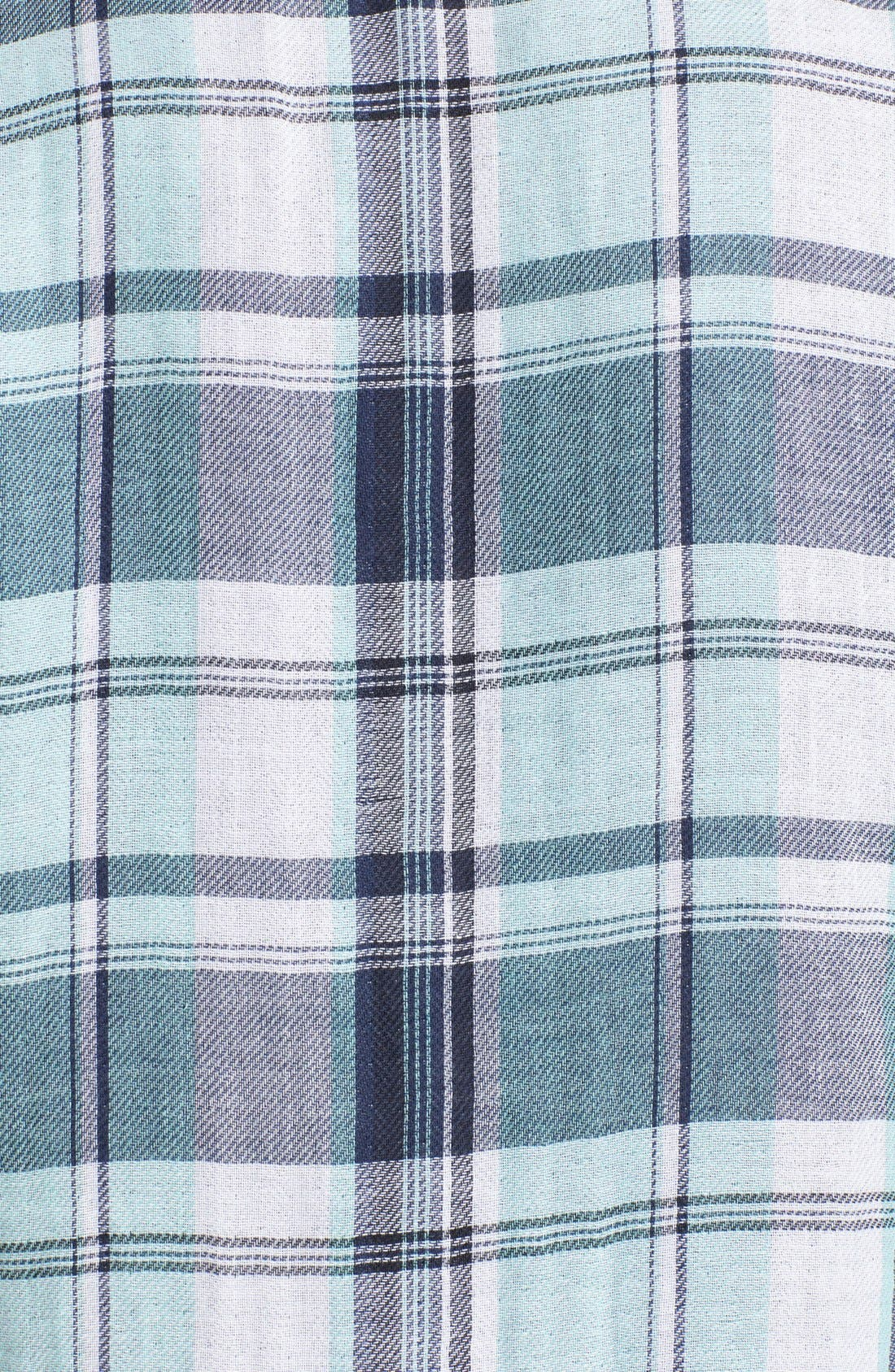 Alternate Image 3  - Paige Denim 'Kadie' Plaid Shirt