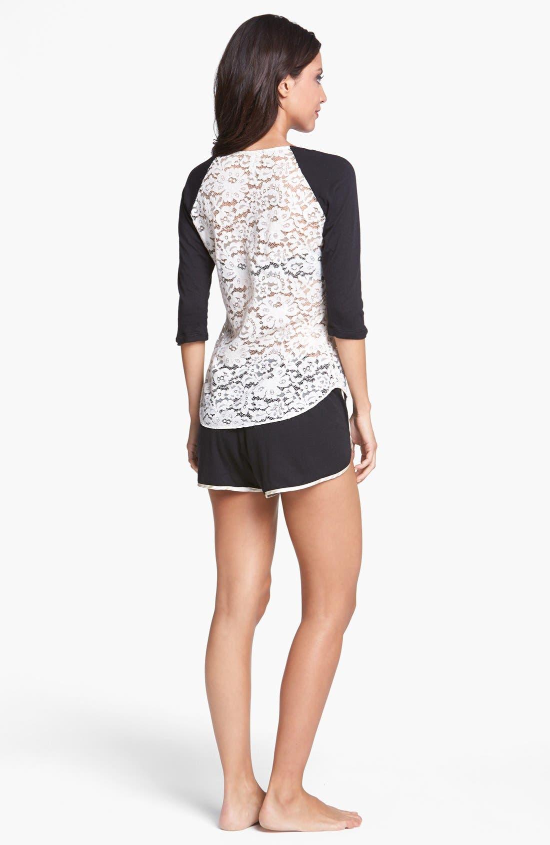 Alternate Image 4  - Zinke 'Oli' Shorts
