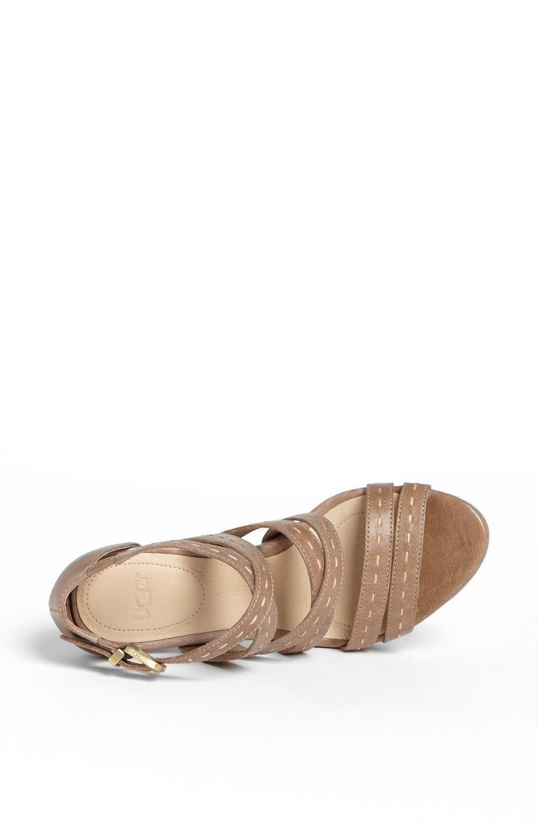 Alternate Image 3  - UGG® Australia 'Foxe' Sandal