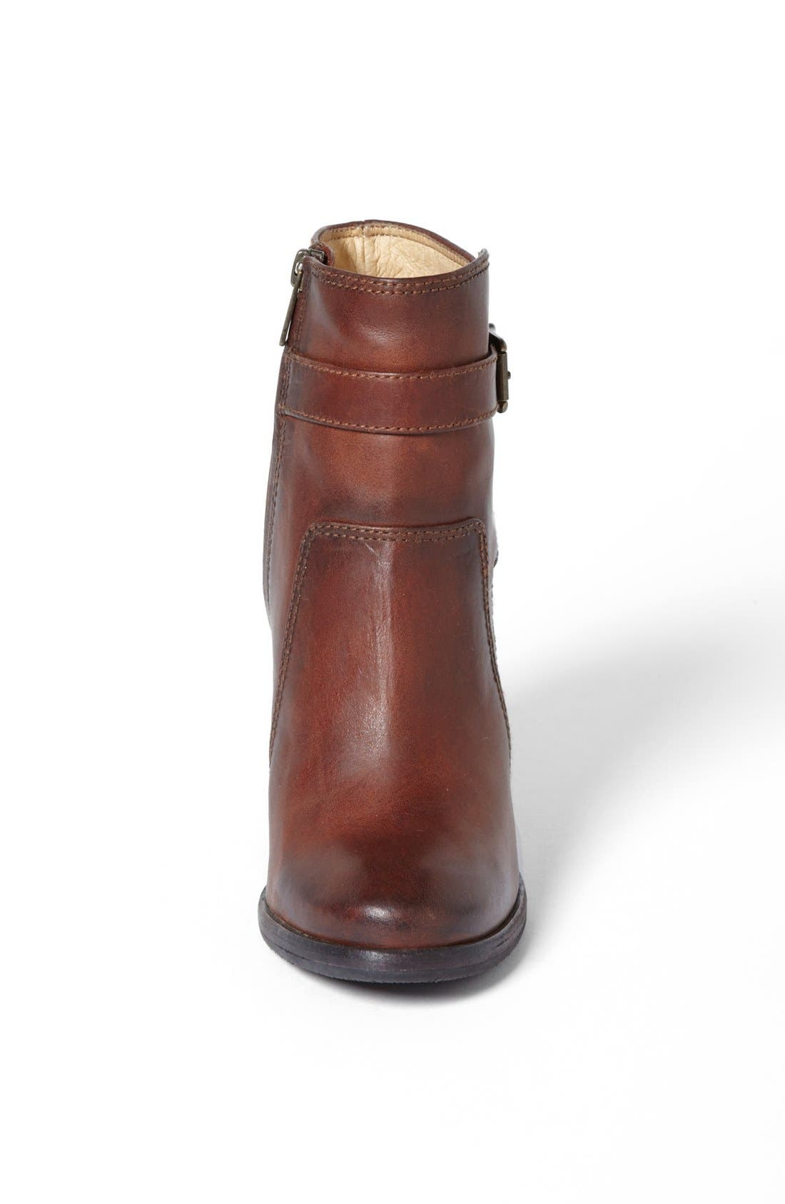 Alternate Image 3  - Frye 'Patty' Leather Riding Bootie (Women)