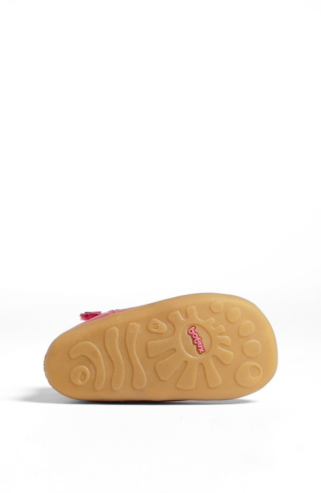 Alternate Image 4  - Bobux® 'Step Up Sweetheart' Boot (Baby & Walker)