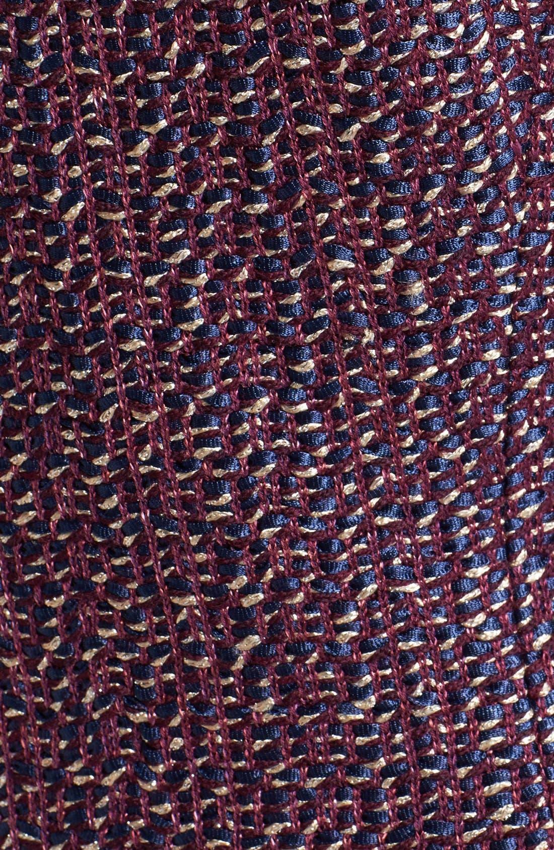 Alternate Image 5  - St. John Collection Dash Tweed Knit Jacket
