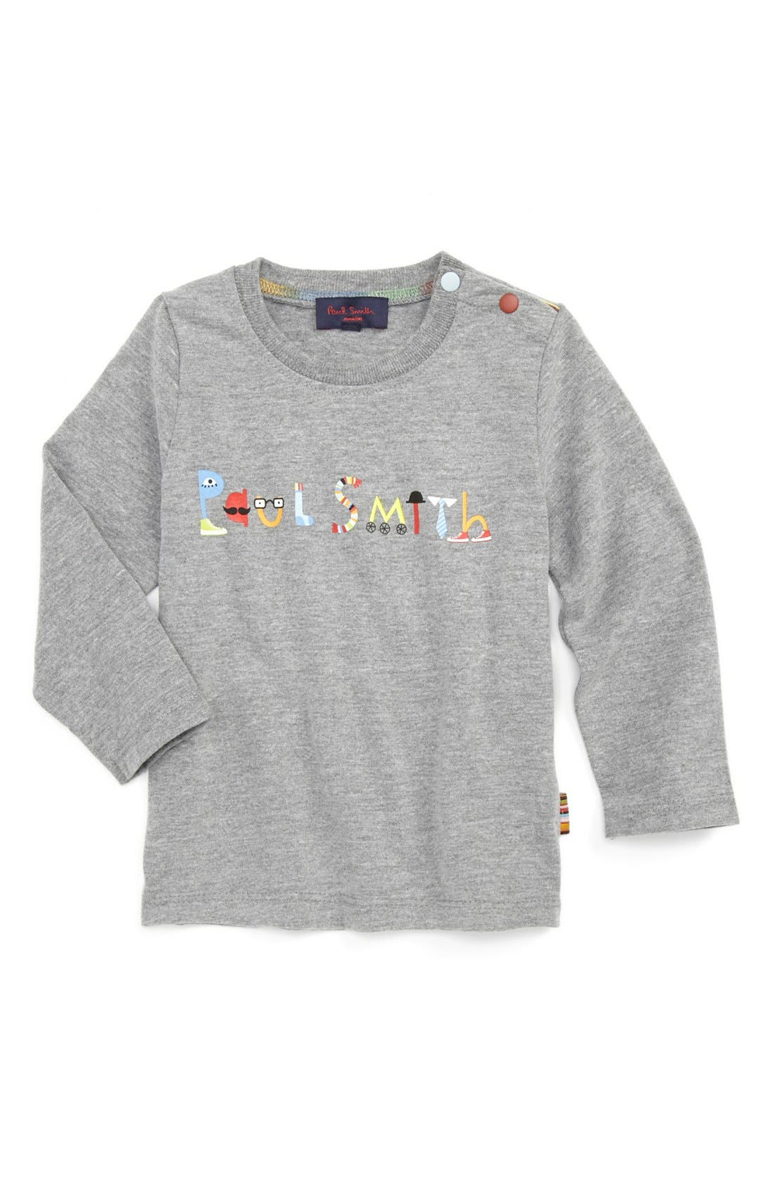 Alternate Image 1 Selected - Paul Smith Junior 'Elio' T-Shirt (Baby)