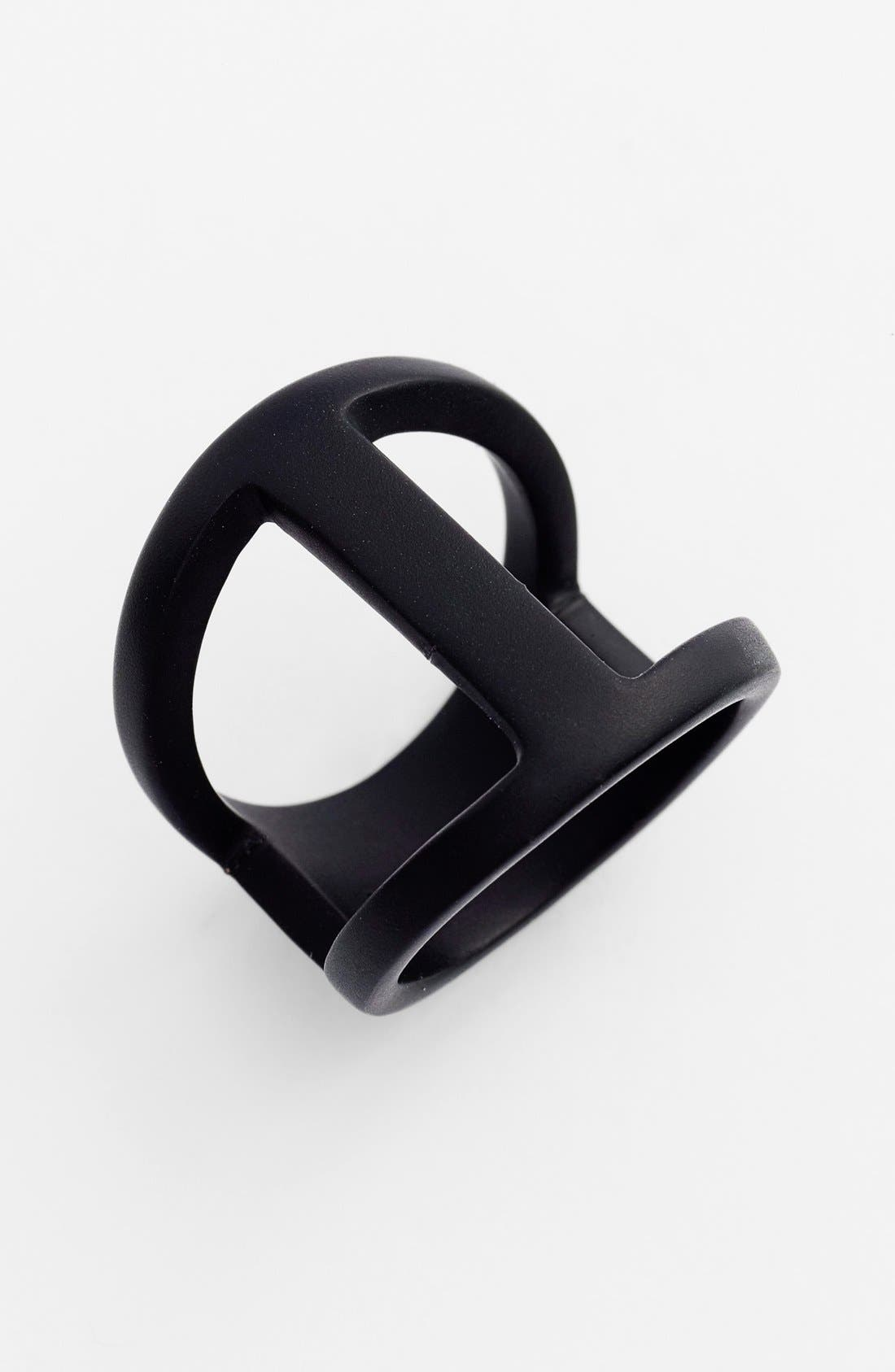 Alternate Image 1 Selected - Vince Camuto Cutout Statement Ring