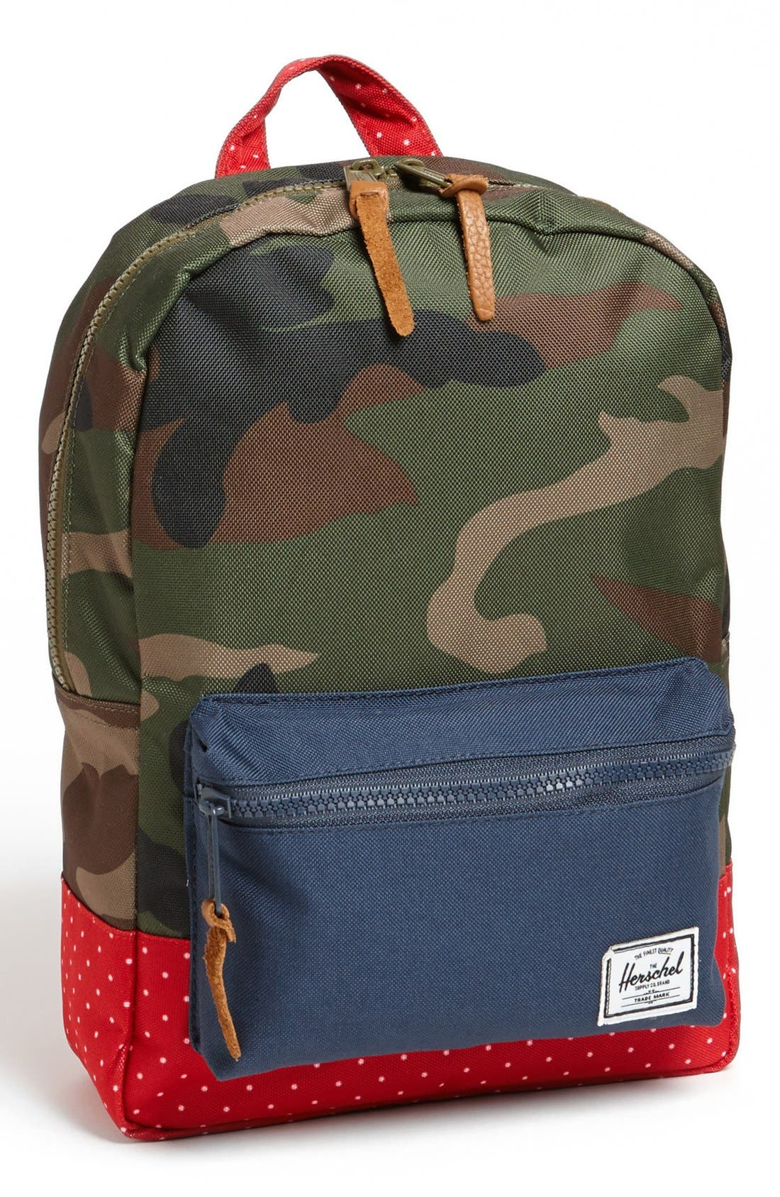 Alternate Image 1 Selected - Herschel Supply Co. 'Settlement' Backpack (Toddler Girls)