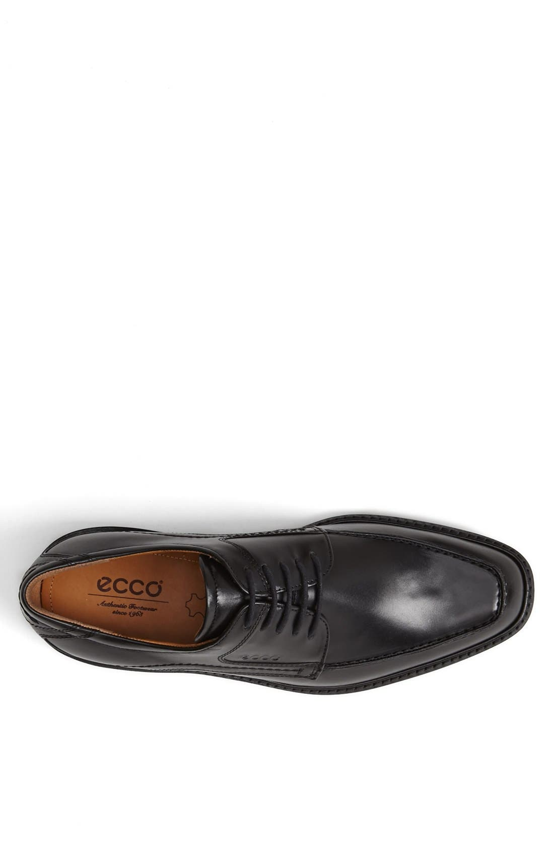Alternate Image 3  - ECCO 'Windsor' Apron Toe Derby (Men)