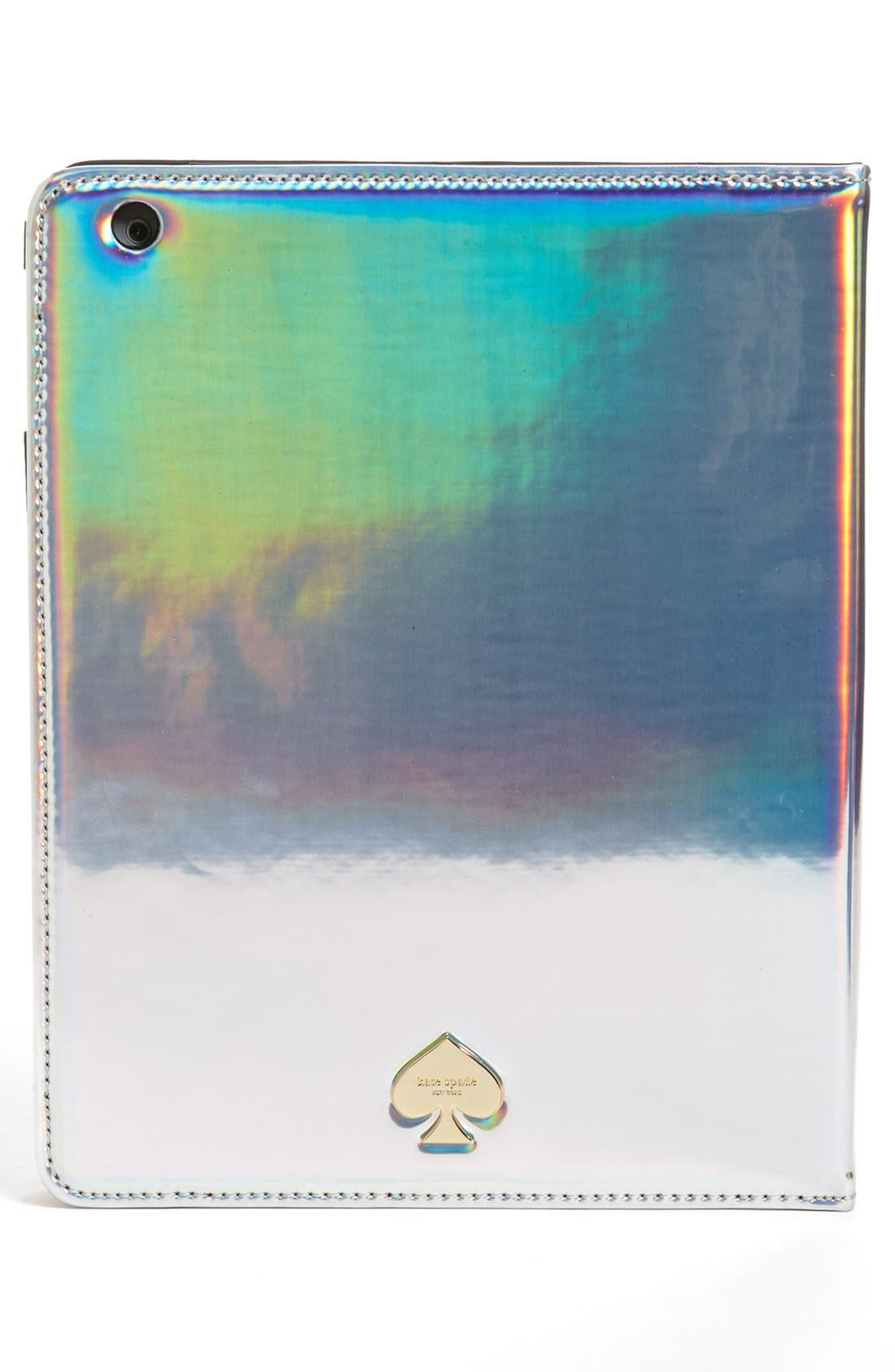 Alternate Image 4  - kate spade new york 'kiss me, i'm local' iPad case