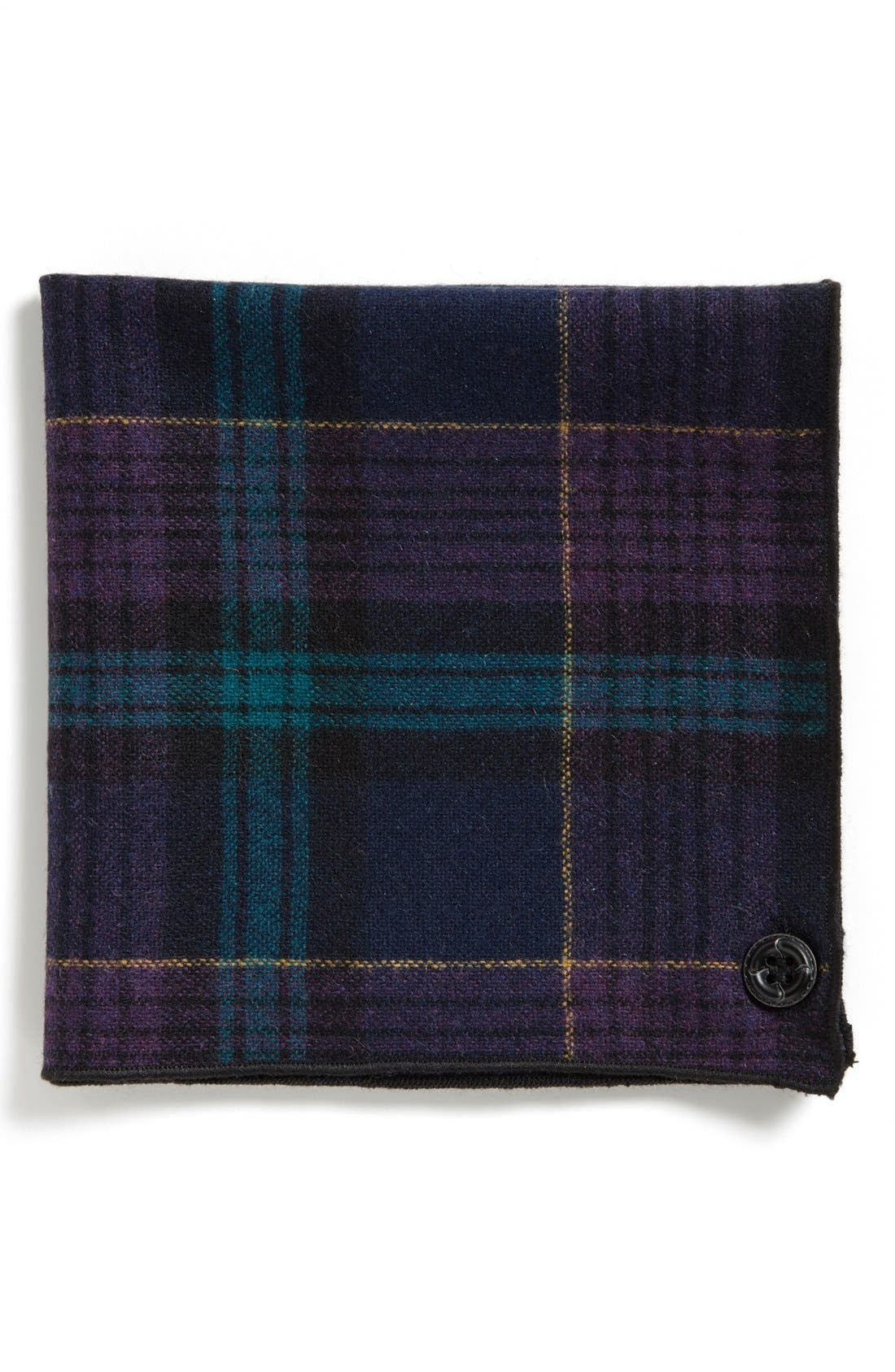Alternate Image 1 Selected - Armstrong & Wilson Wool Pocket Square