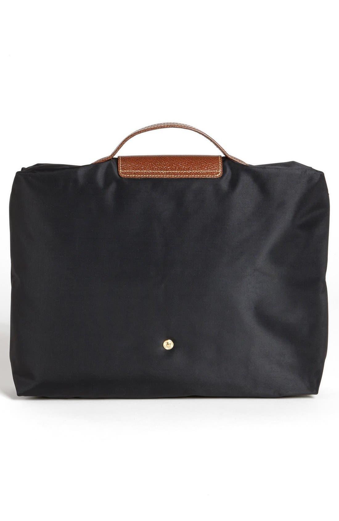 Alternate Image 3  - Longchamp 'Le Pliage' Briefcase