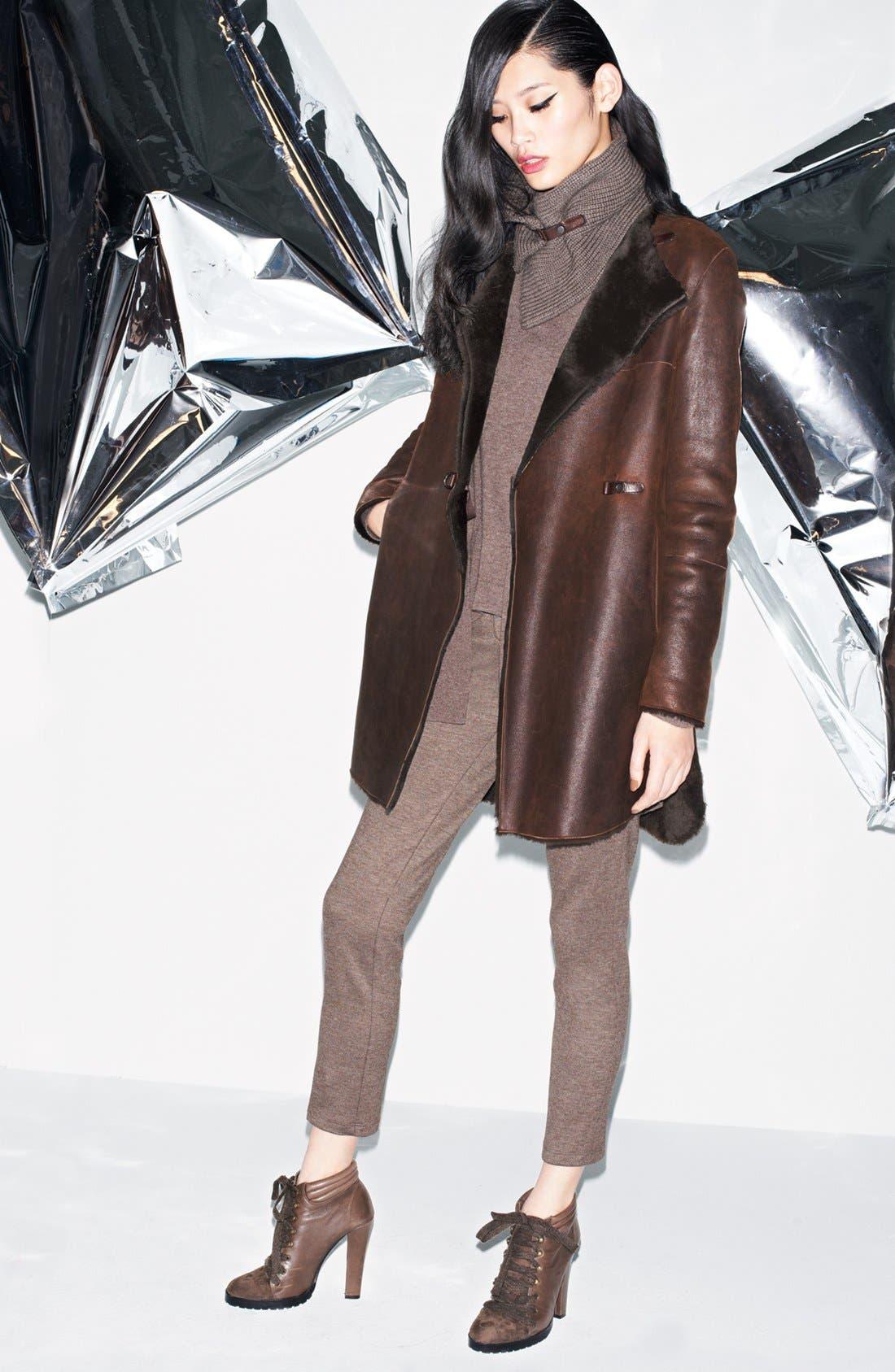 Alternate Image 5  - Akris punto Long Wool & Cashmere Cardigan