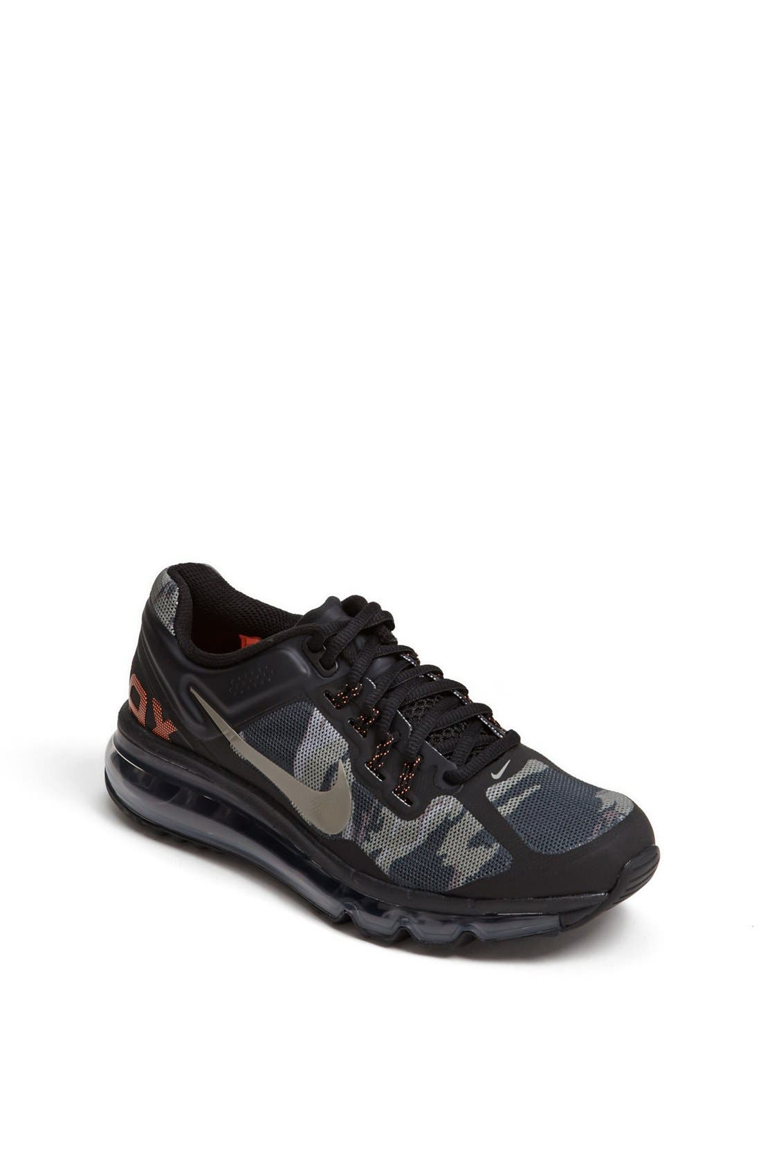 Alternate Image 1 Selected - Nike 'Air Max 2013' Running Shoe (Big Kid)