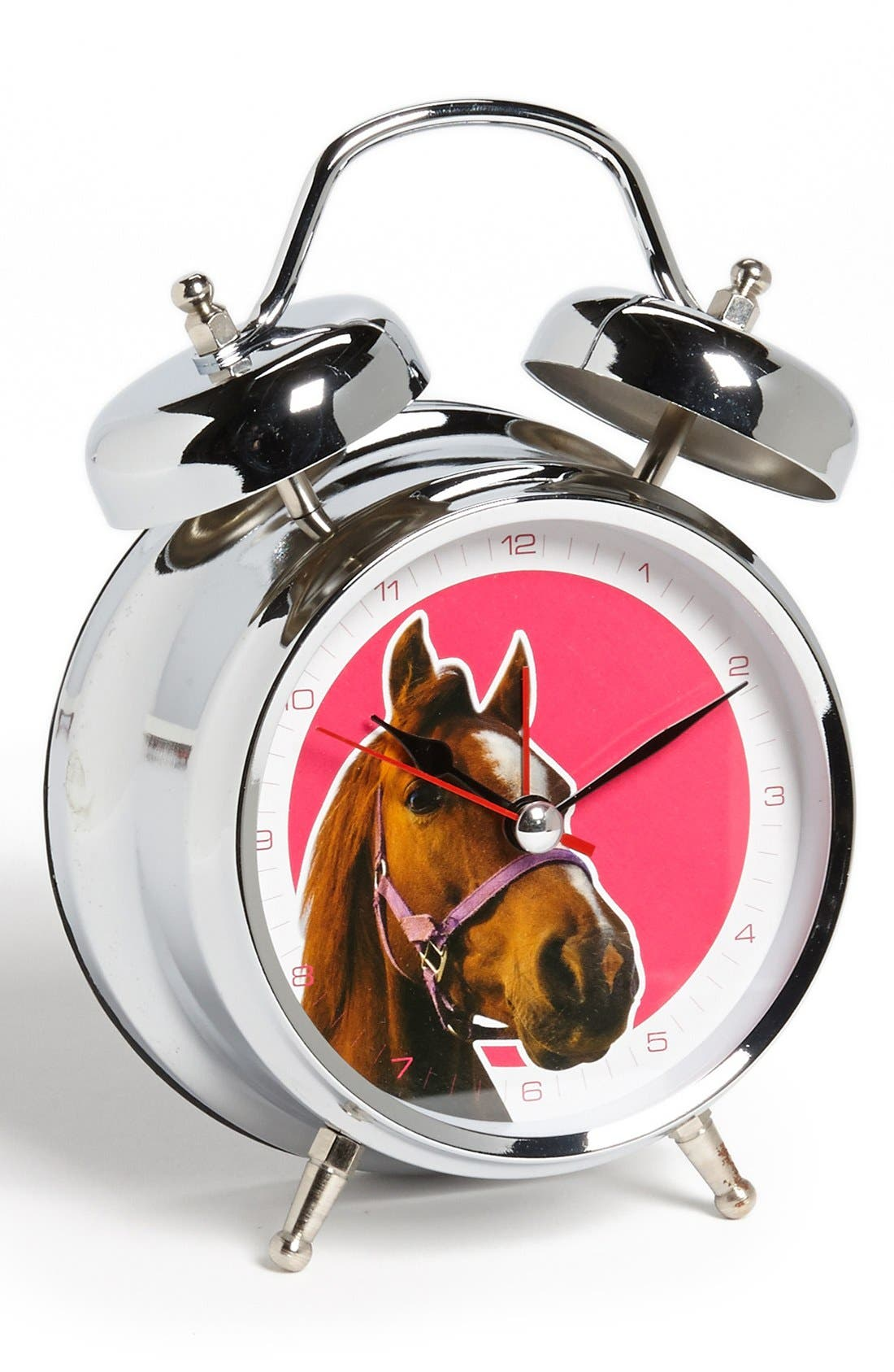 Alternate Image 1 Selected - Wanted Horse Alarm Clock (Girls)