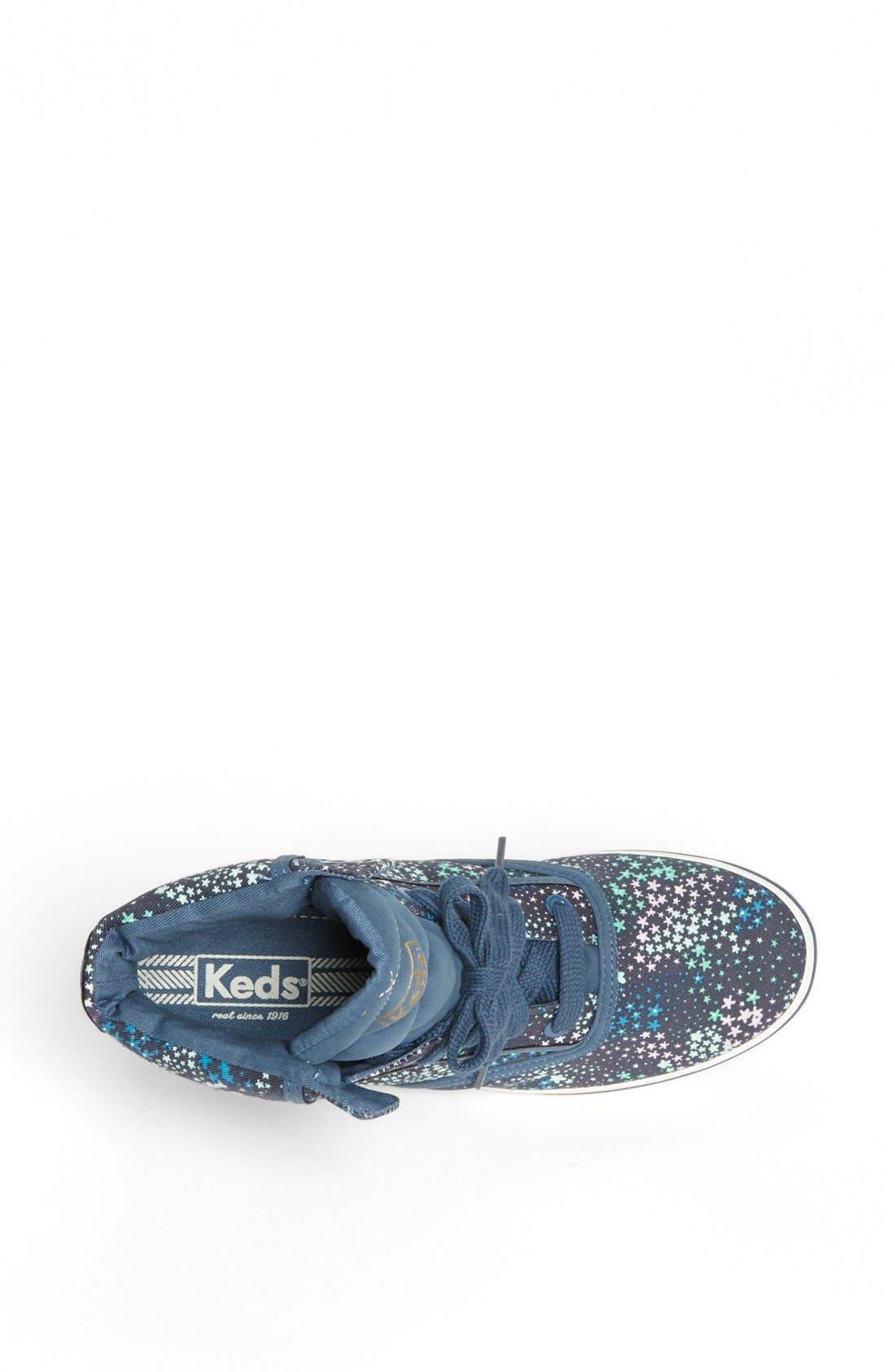 Alternate Image 3  - Keds® 'Rookie' Wedge High Top Sneaker (Women)