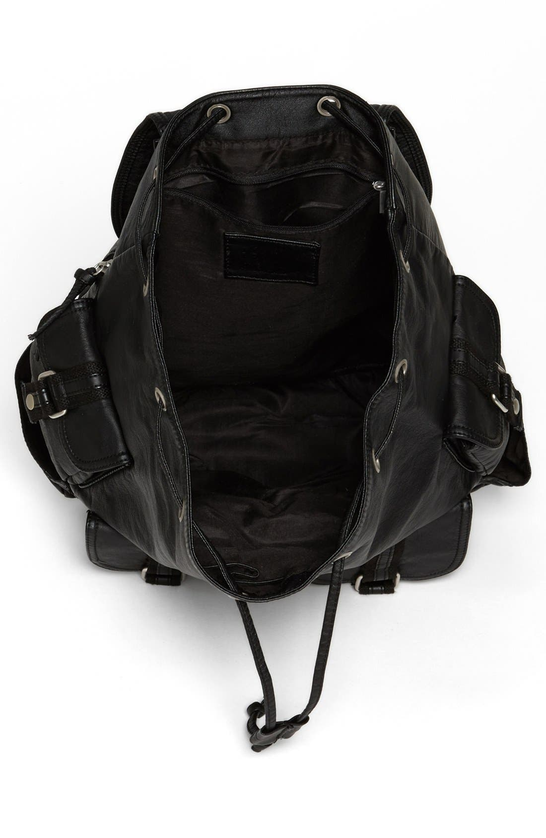 Alternate Image 3  - Cesca 'Lotsa Pockets' Backpack (Juniors) (Online Only)