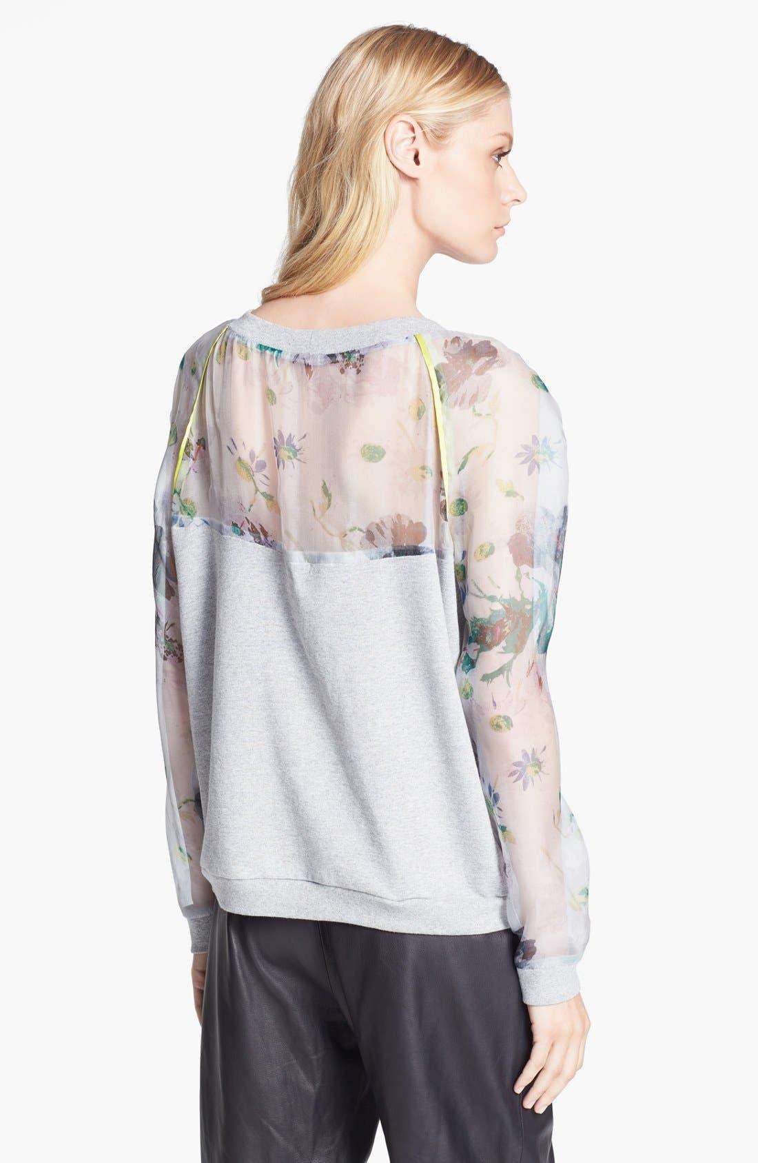 Alternate Image 2  - Elizabeth and James 'Frankie' Sweatshirt