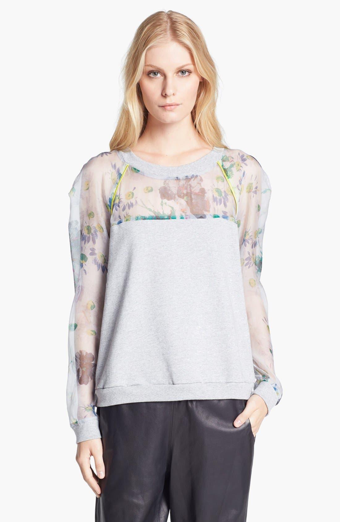 Alternate Image 1 Selected - Elizabeth and James 'Frankie' Sweatshirt