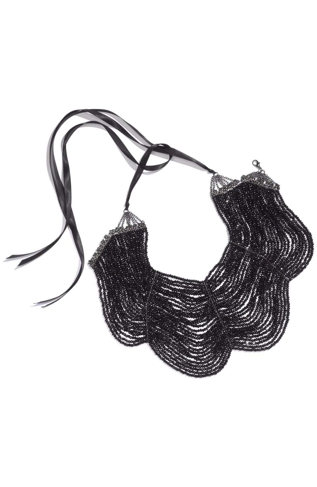 Main Image - Tasha 'Chandelier' Collar Necklace