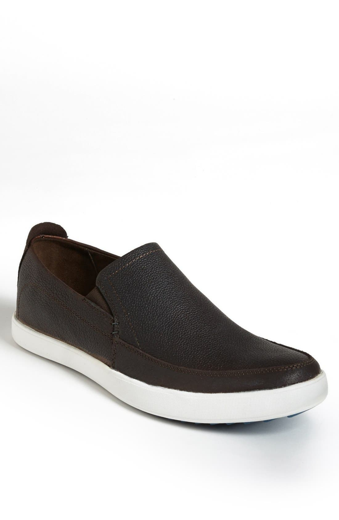 Alternate Image 1 Selected - Hush Puppies® 'Roadside' Slip-On