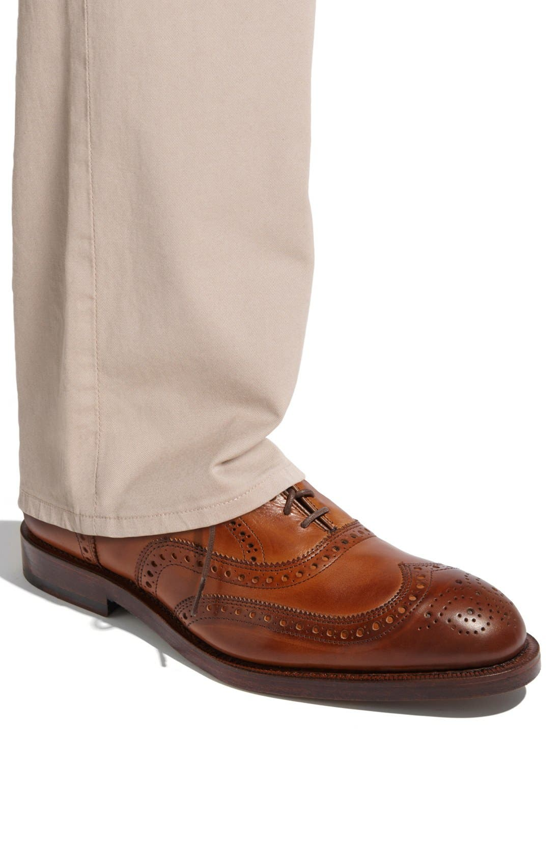 Alternate Image 3  - Allen Edmonds 'The Jefferson' Wingtip Oxford (Men)