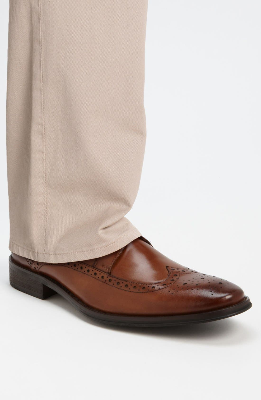 Alternate Image 6  - ALDO 'Brownlie' Wingtip Oxford