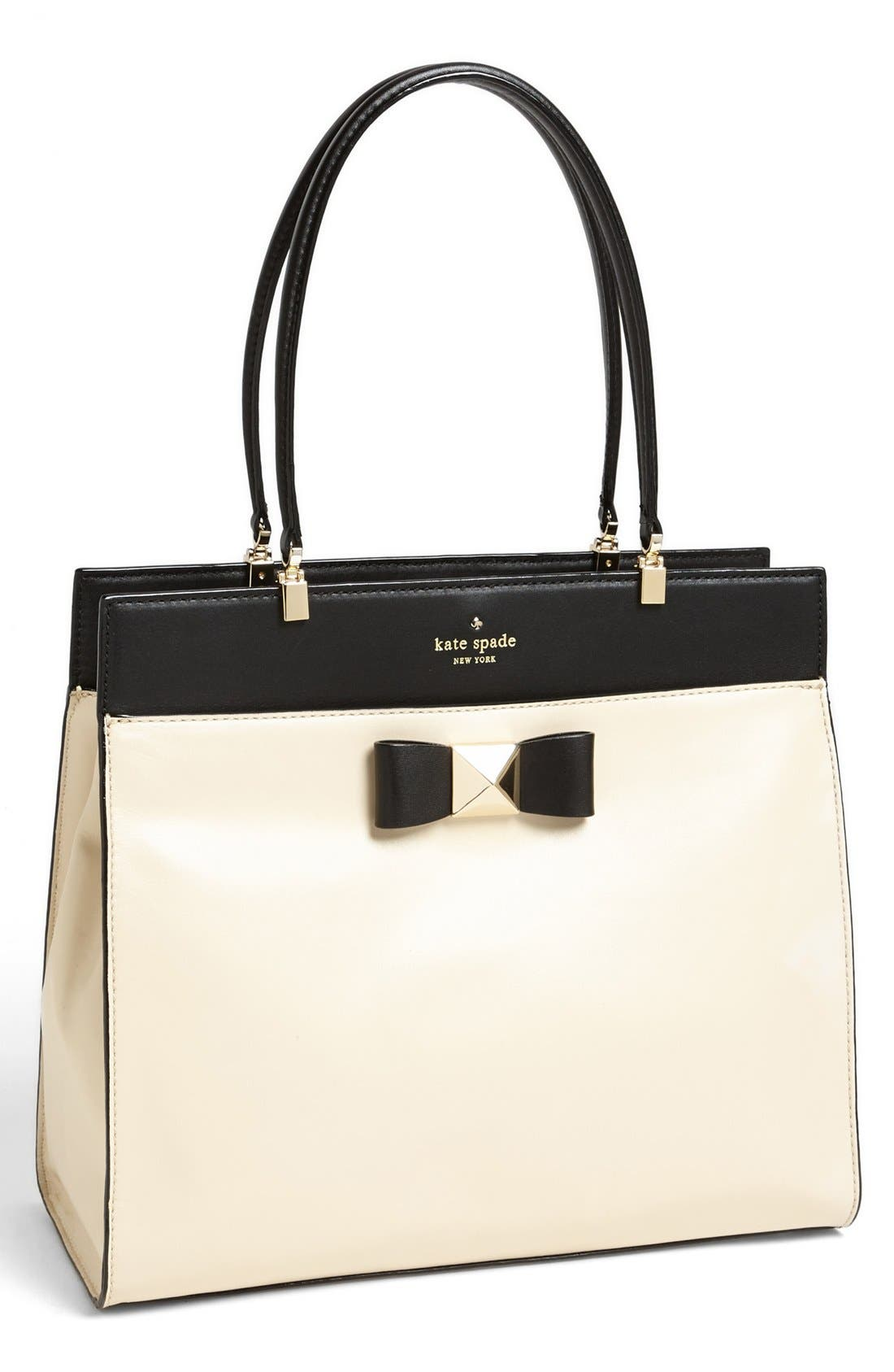 Main Image - kate spade new york 'bow terrace - fulton' tote