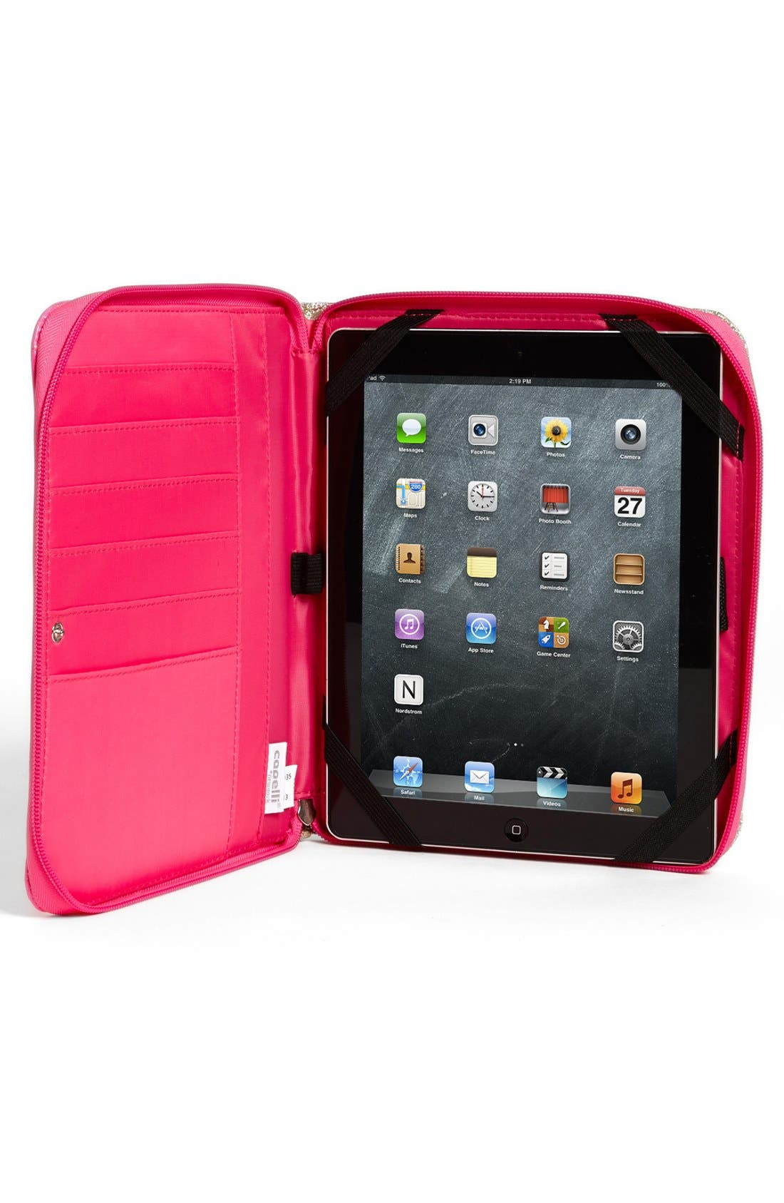 Alternate Image 3  - Capelli of New York iPad Case (Girls)
