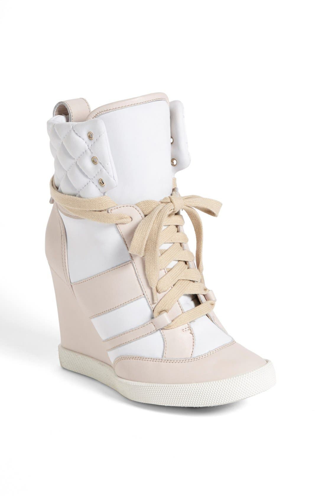 Alternate Image 1 Selected - Chloé 'Kasia' Wedge Sneaker