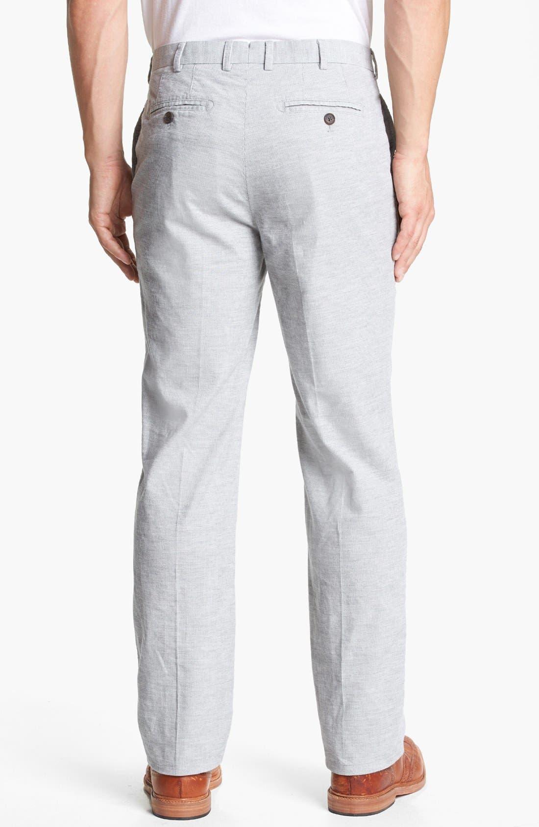Alternate Image 2  - Peter Millar Corduroy Pants