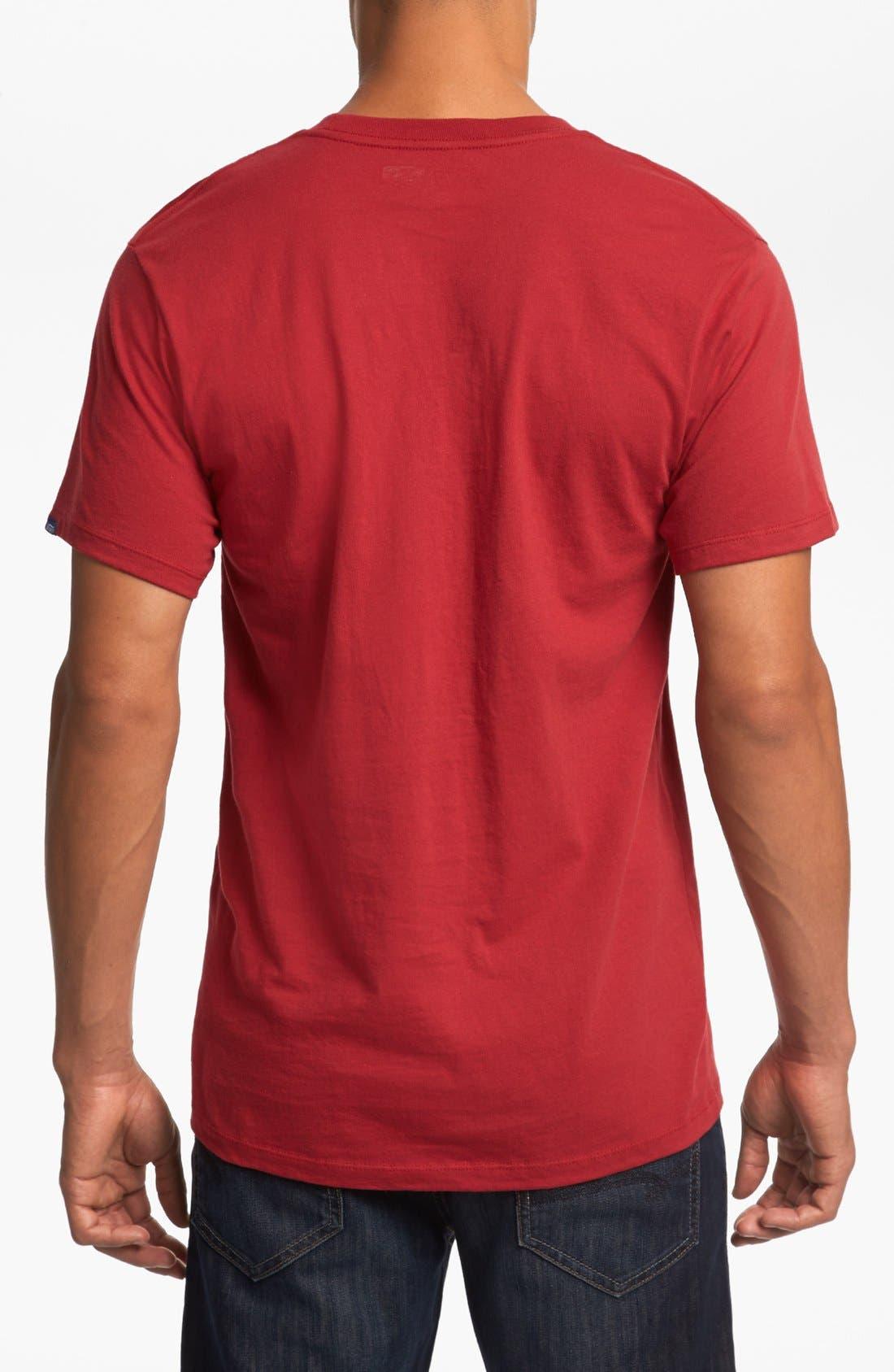 Alternate Image 2  - Vans 'Palm Island' T-Shirt