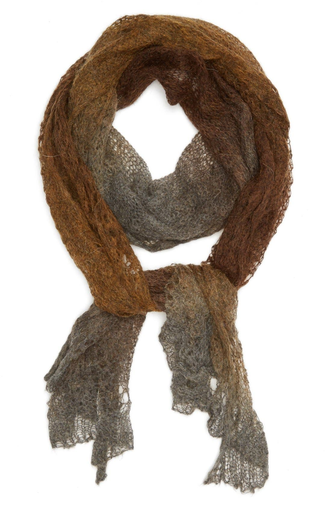 Main Image - Nordstrom Pointelle Scarf