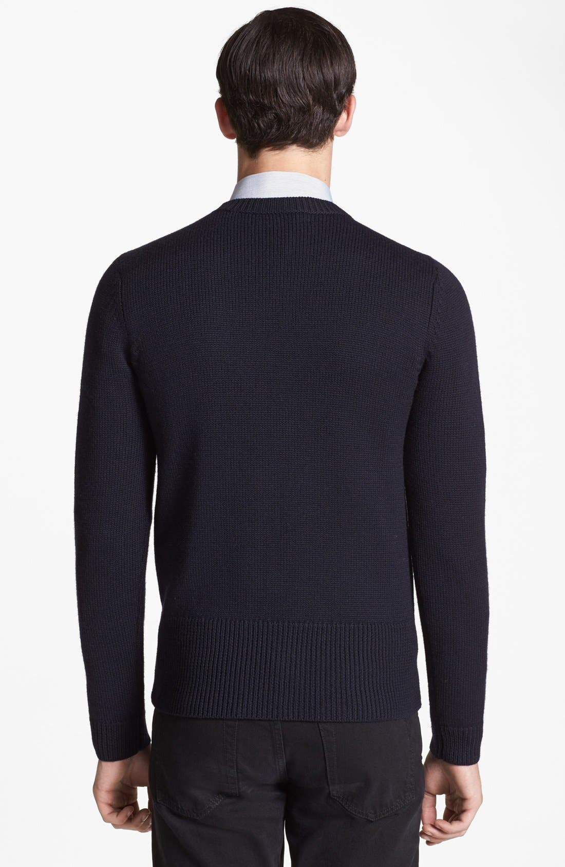 Alternate Image 2  - sandro 'Oscillation' Sweater