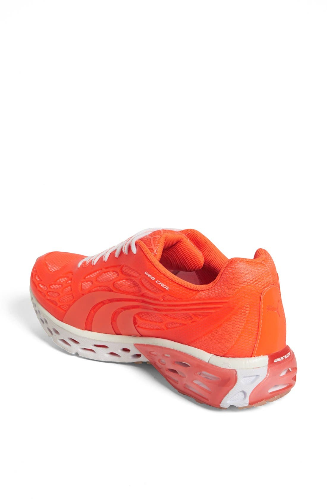 Alternate Image 4  - PUMA BioWeb Elite Glow Running Shoe (Women)