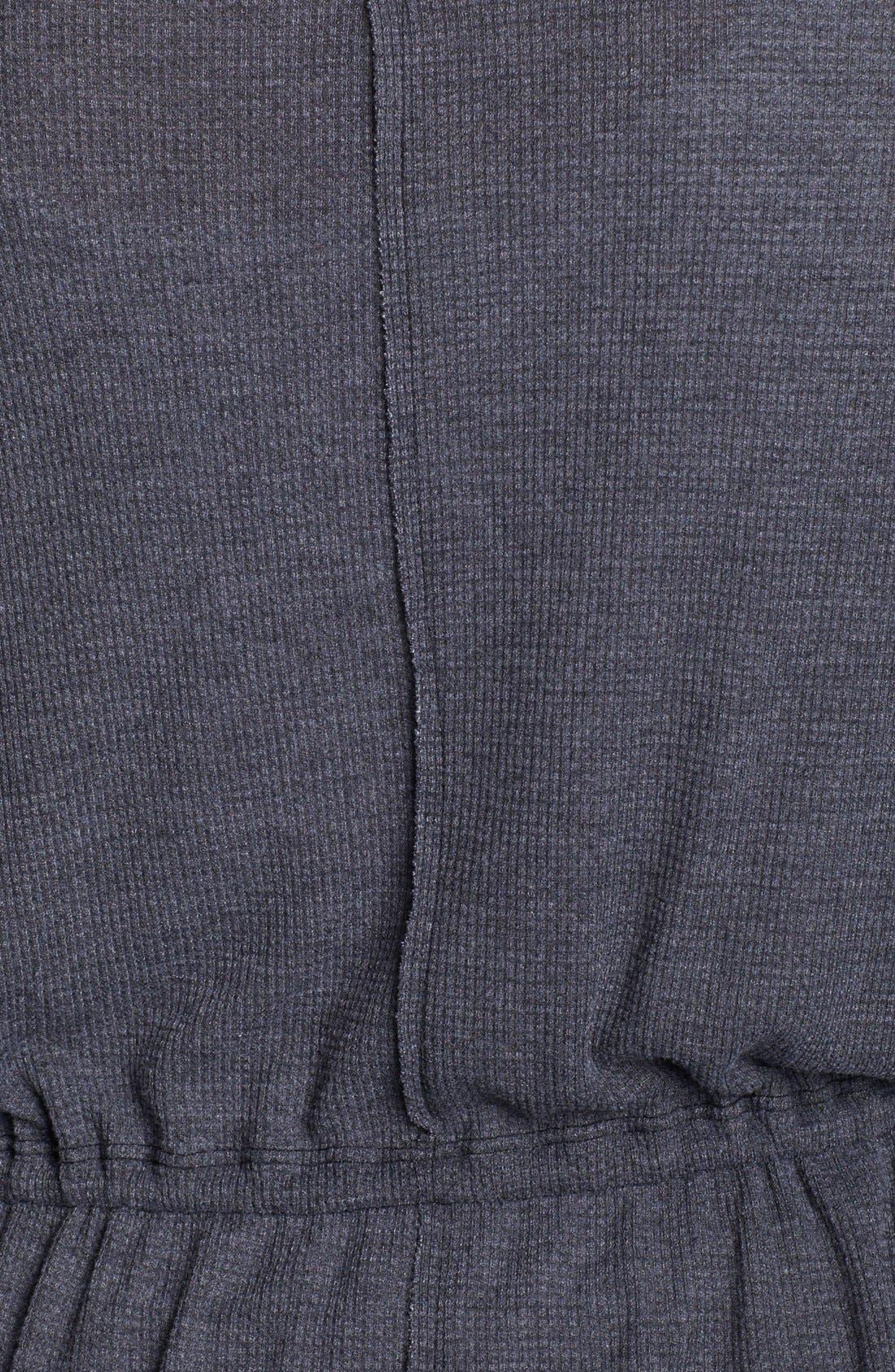 Alternate Image 3  - Pink Lotus Cowl Neck Tunic (Plus Size)