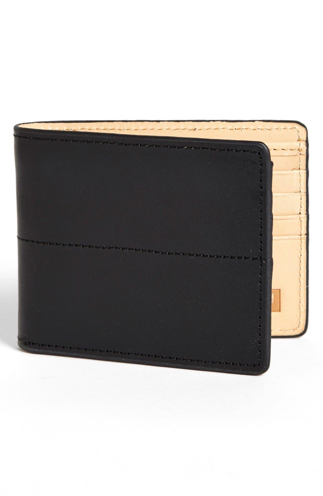 Alternate Image 1 Selected - J Fold 'Thunderbird' Slimfold Wallet