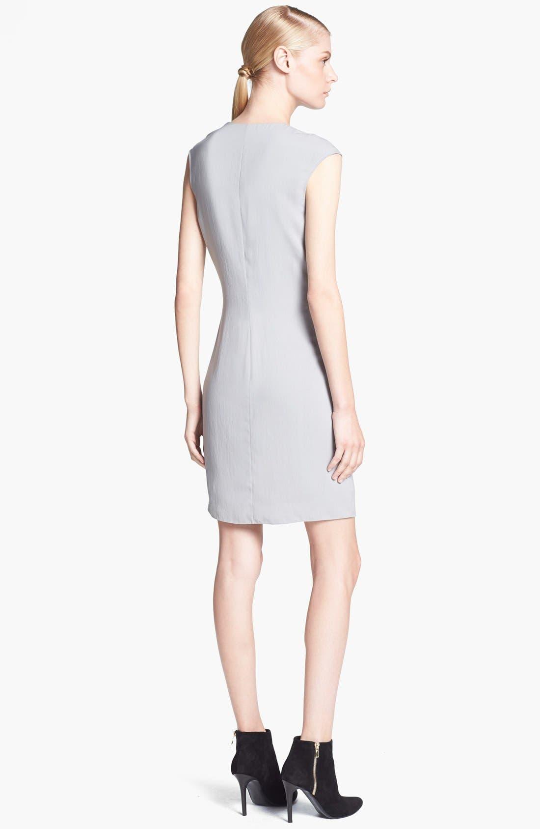 Alternate Image 2  - HELMUT Helmut Lang 'Nexa' Overlap Dress