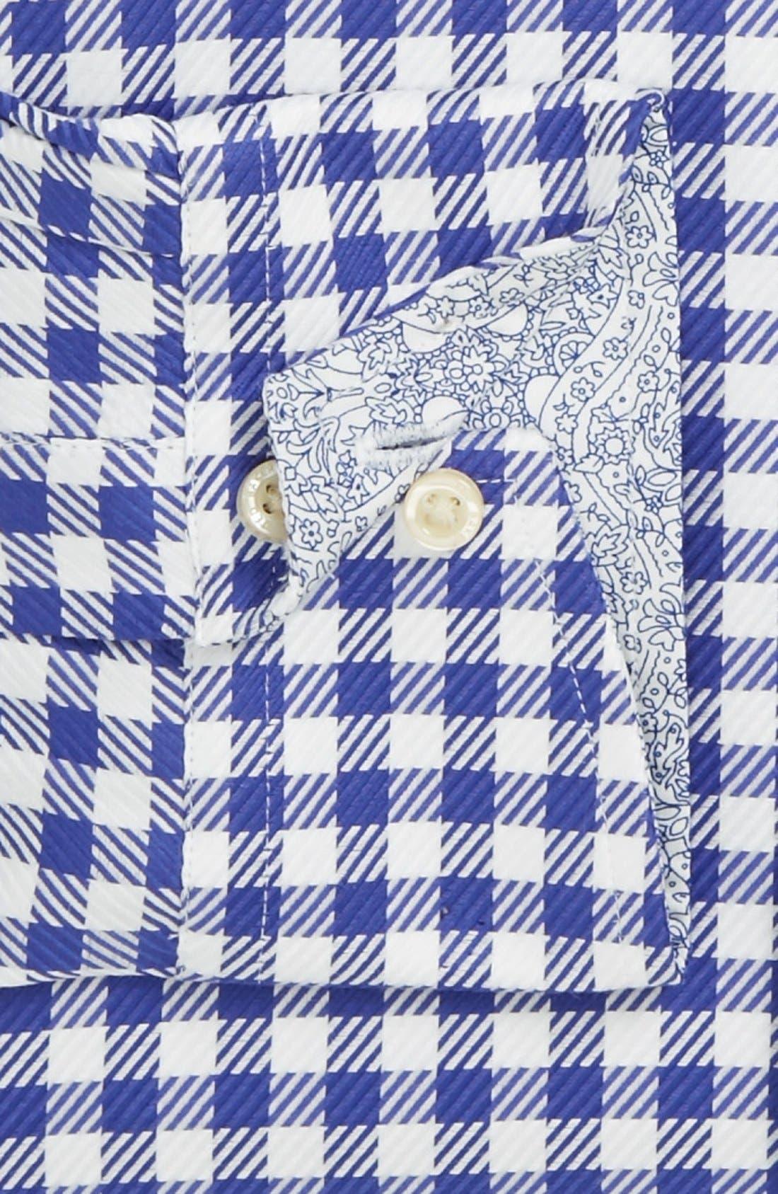 Alternate Image 2  - Ted Baker London Classic Fit Dress Shirt