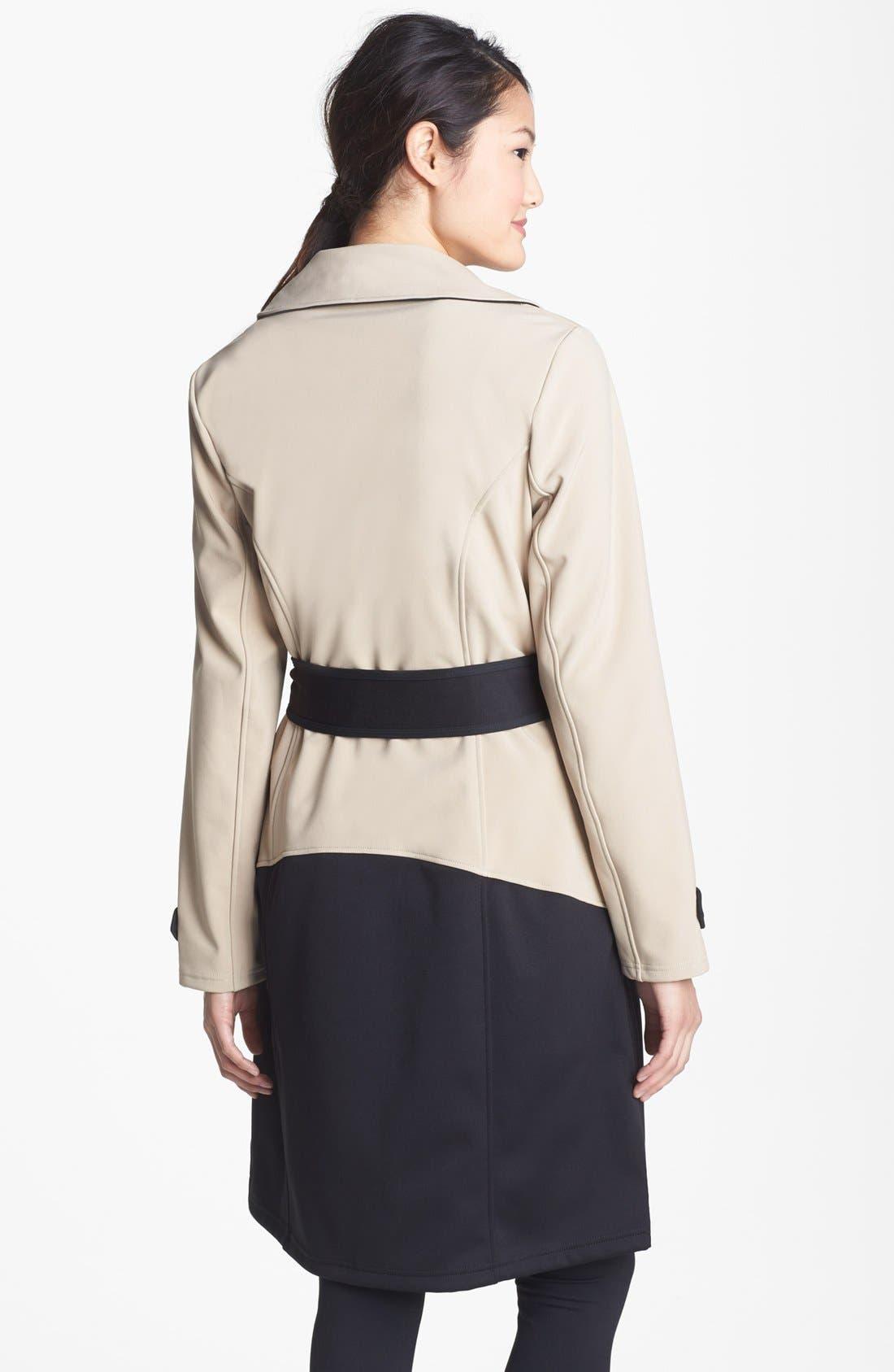Alternate Image 2  - Karma 'Dorian' Trench Coat