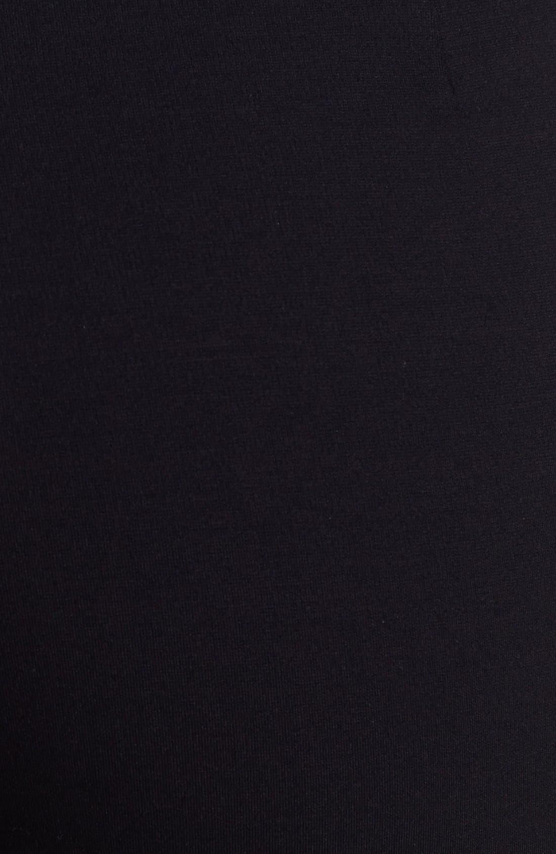Alternate Image 3  - Eileen Fisher Straight Leg Ponte Pants (Regular & Petite)